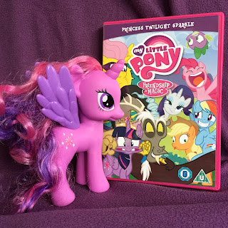 My Little Pony Character and DVD