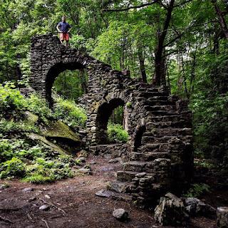 New Hampshire Urban Exploration Madame Sheri Castle
