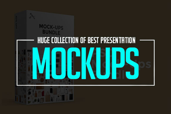 The Best Ultimate Mockup Templates Bundle Of All Time