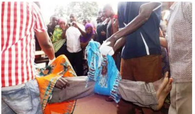 OMG! 67-Year-Old Retiree Commits Sucide In Calabar - See Scene Photos