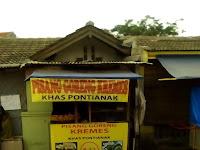 Pisang Goreng Kremes Pontianak - Wisma Jaya, Duren Jaya, Bekasi Timur