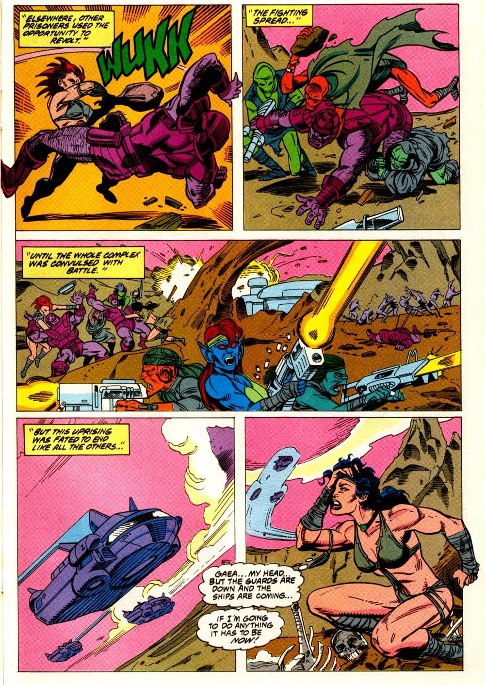 Read online Wonder Woman (1987) comic -  Issue #68 - 16