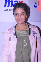Sri Mukhi in Denim and Jacket at Max Summer Collection Launch  Exclusive 010.JPG