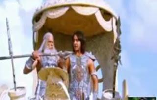Sinopsis Mahabharata Episode 169 - Yudhistira Menjadi Tawanan Bhisma
