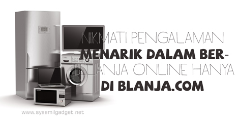 Nikmati Pengalaman Menarik dalam Berbelanja Online Hanya di Blanja.com