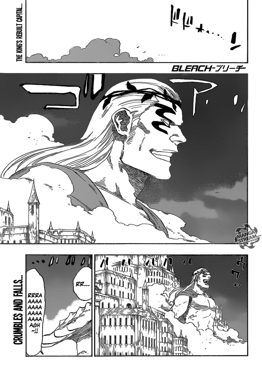 Bleach - Chapter 679