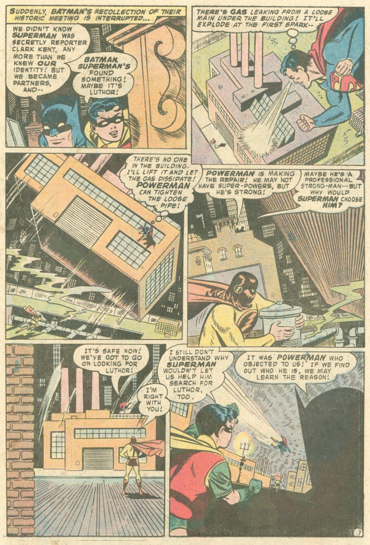 Read online World's Finest Comics comic -  Issue #229 - 11