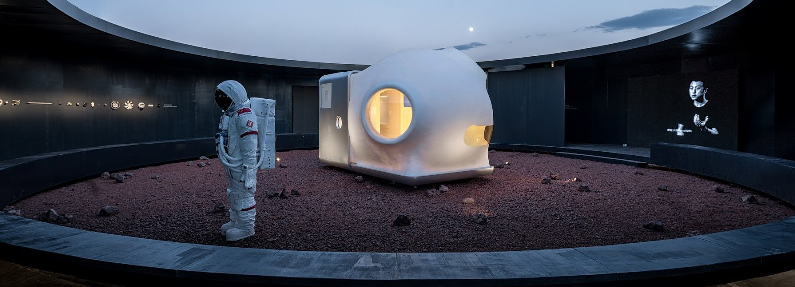 xiaomi mars living cabin