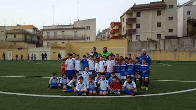 Calcio giovanile: a Montescaglioso la prima edizione del Torneo dell'Amicizia.