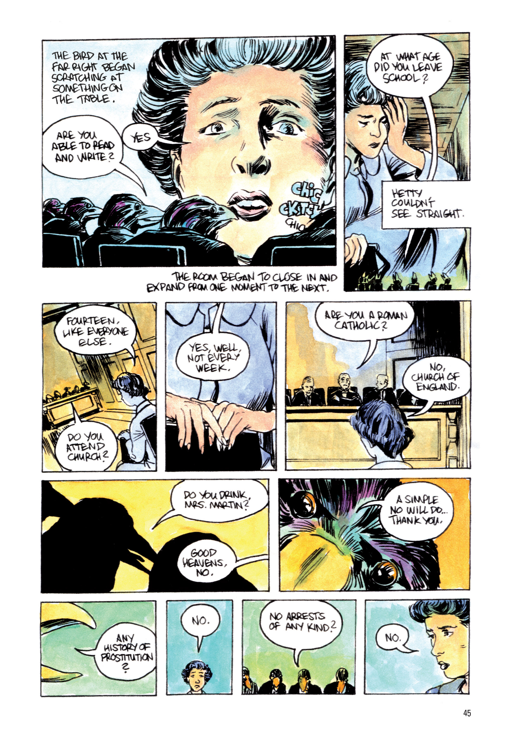 Read online The Late Child and Other Animals comic -  Issue #1 - 42