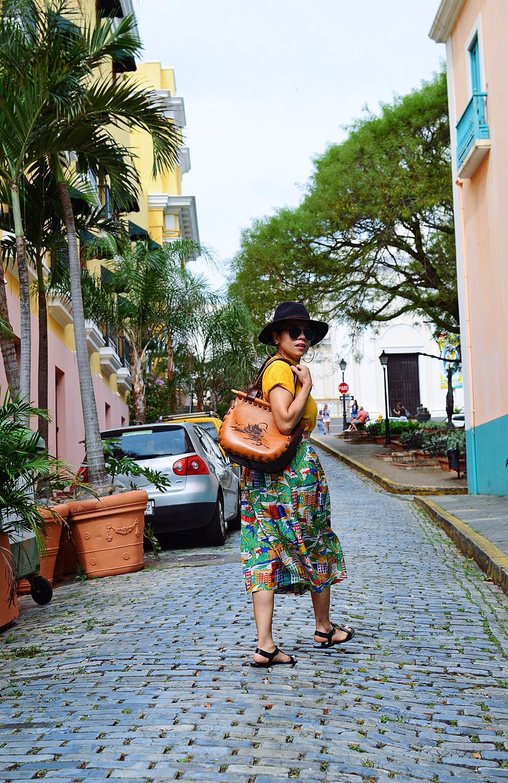 Touring Old San Juan Puerto Rico