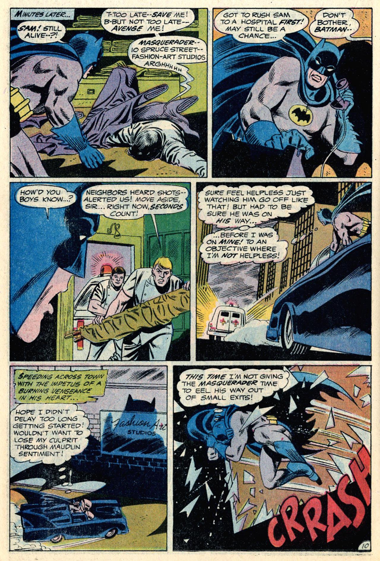 Detective Comics (1937) 390 Page 13