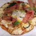 Πίτσα στο τηγάνι με βάση chips πατάτας (video)