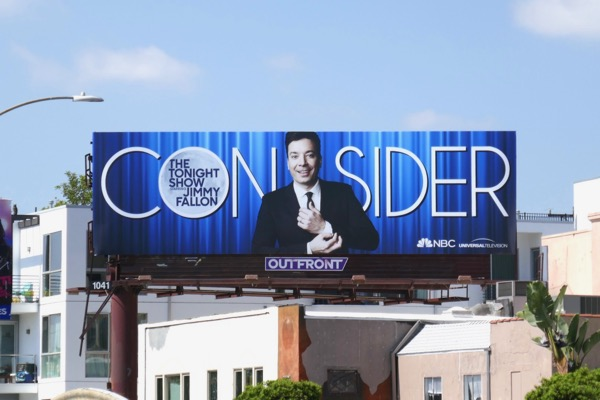 Consider Tonight Show Jimmy Fallon Emmy billboard