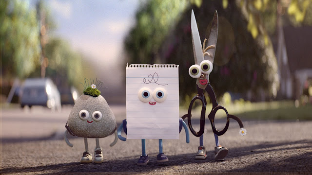 """Google Drops New """"Rock, Paper, Scissors"""" Commercial with Android N Hints"""