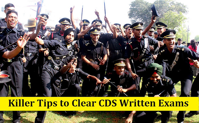 Killer Tips to Clear CDS Written Exams