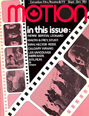 MOTION MAGAZINE vol.3 SEPT-OCT-  1973