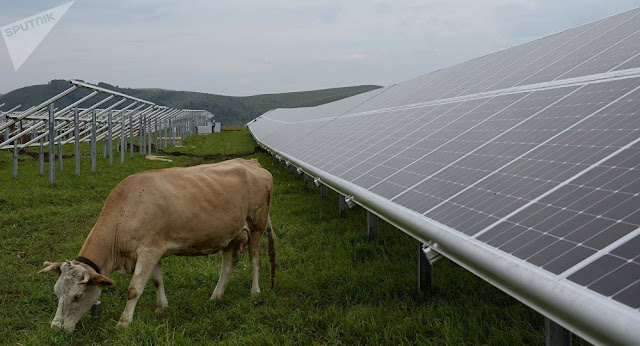 Armenia confía impulsar la energía renovable