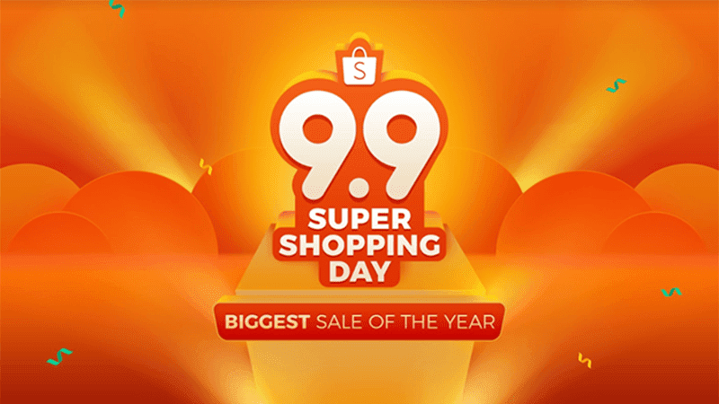 9.9 Super Shopping Day