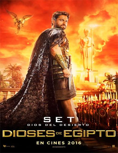 Ver Dioses de Egipto (Gods of Egypt) (2016) Online