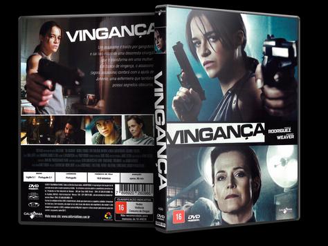 Capa DVD Vingança