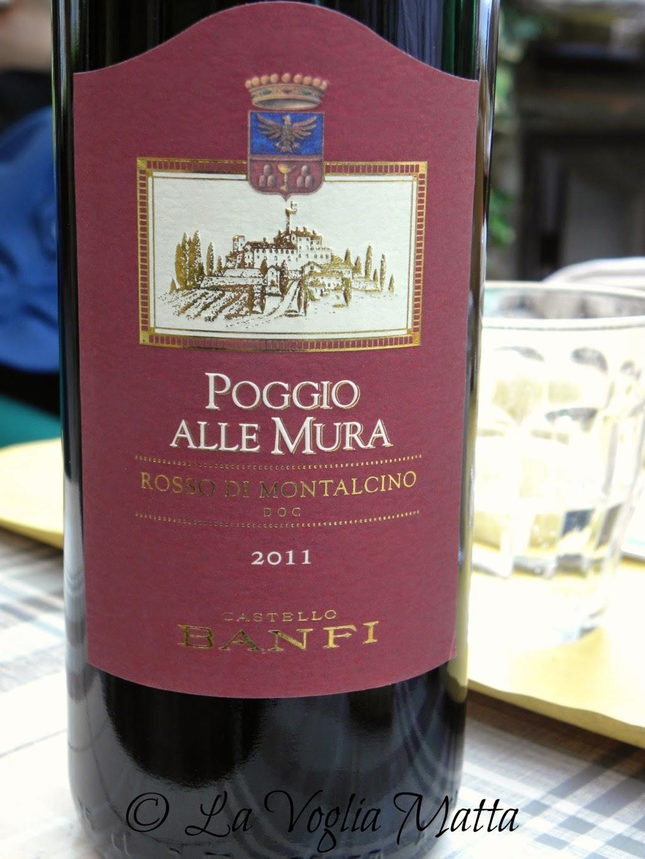 """S. Quirico Trattoria """" Al Vecchio Forno """" vino"""