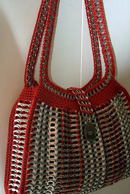 Head Tennis Bag >> Crochet Purse Pop Tops – Only New Crochet Patterns