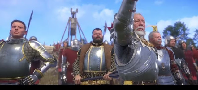 Kingdom Come Deliverance Download Game For Free | Complete Setup For PC | Direct Download Link