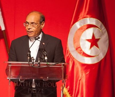 Dr. Mohamed Moncef Marzouki