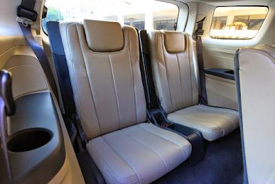 Interior Kabin Chevrolet Trailblazer