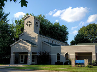 Holy Trinity Anglican Church, Geneseo, Illinois