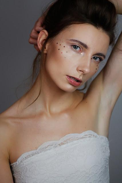 świeży makijaż na co dzień