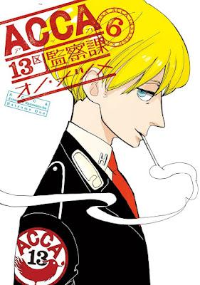 [Manga] ACCA13区監察課 第01-06巻 [ACCA – 13-ku Kansatsuka Vol 01-06] Raw Download