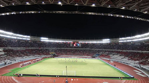 Stadion Gelora Bung Karno (SU-GBK)