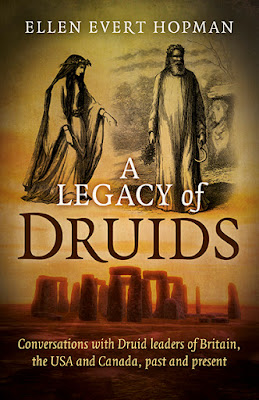 Ellen Evert Hopman about Druids and Priestess of the Forest Series
