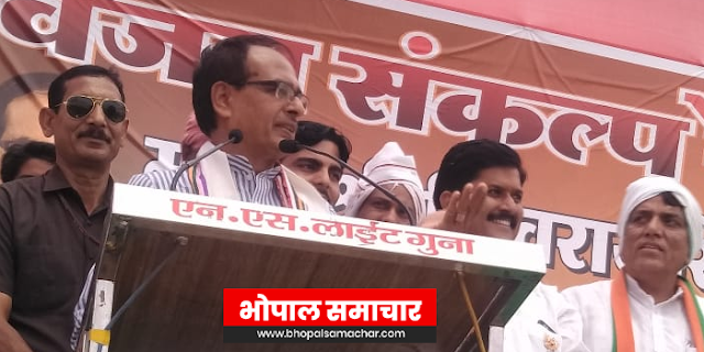 महाराजा 5 साल काम करते तो गली-गली की खाक नहीं छाननी पड़ती: शिवराज सिंह   MP NEWS