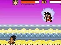 لعبة قتال غوكو المصغرة dragon ball z devolution