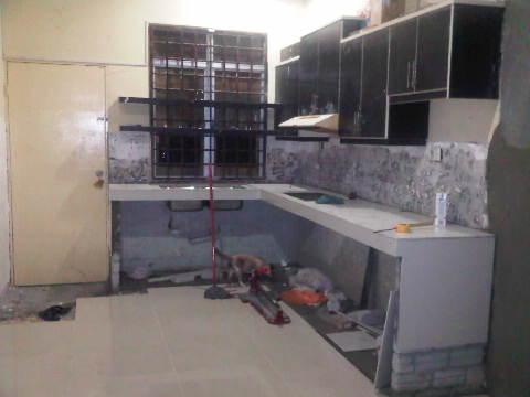 Ubah Suai Dapur