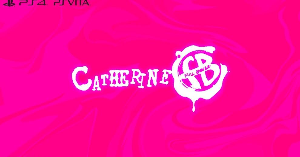 Catherine  Full Body  Ps4  Ps Vita  Ganha Trailer E Janela