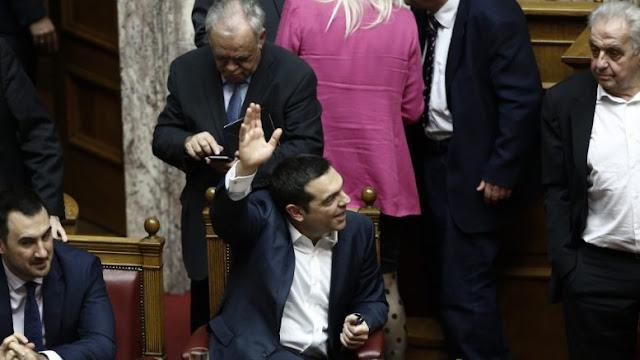Οι αβάσταχτες ελαφρότητες της Ν. Δημοκρατίας και το πάρτι του λαοπλάνου πρωθυπουργού