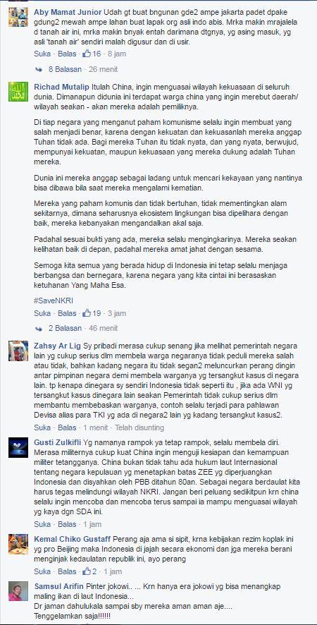 Makin Memanas dan Gak Tau Malu CHINA Mengklaim Jika : Kapal yang Ditahan Indonesia Beroperasi Secara Legal - Commando