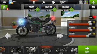 Traffic Rider mod apk android
