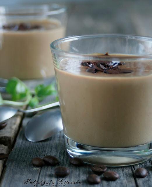 domowy kisiel, mleczny deser, daylicooking, Małgorzata Kijowska