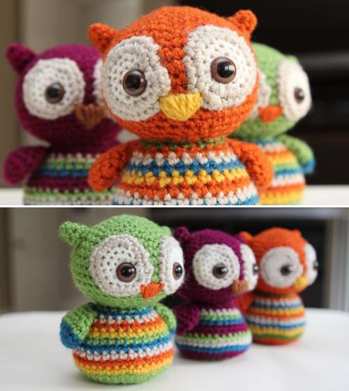 Baby Owl - Free Pattern