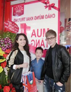 Gái xinh facebook mc Ngọc Trang và Lin Jay