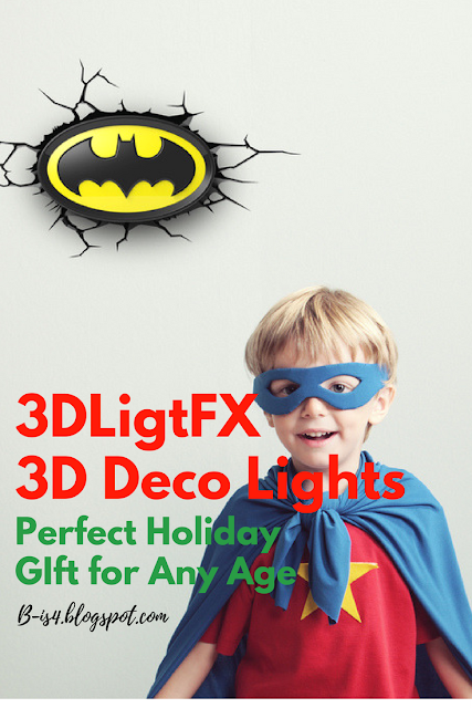 3DLightFX 3D Deco Lights