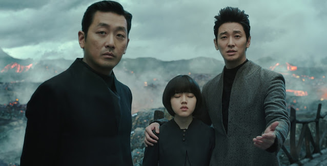 Sinopsis Along with the Gods: The Two Worlds [K-Movie]