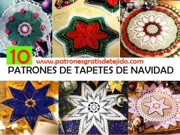 tapetes-carpetas-navidad-crochet