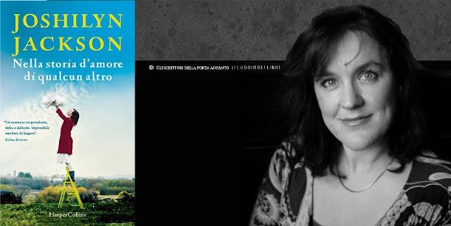 Nella storia d'amore di qualcun altro, di Joshilyn Jackson - Foto copertina e autrice