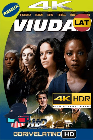 Viudas (2018) BDRemux 2160P 4K HDR Latino-Ingles mkv